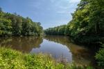 Gorgeous 3.2 acre stocked lake