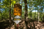 Bordered by 650 acres of National Forest to the W and NW