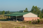 60x40ft Morton barn