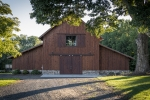 Barn includes finished loft complete with full living quarters