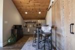 Loft kitchen area