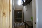 Loft includes a sauna room