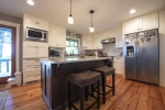 Beautiful and well equipped kitchen