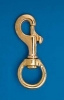 Brass Swivel Snaphook