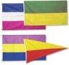 5' x 8' Attention Flag