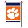 "11x15"" Clemson Garden Flag"