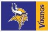 3x5' Minnesota Vikings Flag