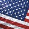 "2'4"" x 4'6"" GSpec American Flag - Nylon"