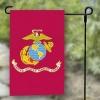 "Marine Garden Flag - Nylon - 12x18"""