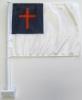 Christian Car Flag