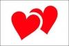 3x5' Valentine Hearts Flag