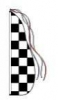 Checkered Flag Feather Dancer Kit - 13'
