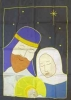 "28"" x 39"" Holy Family Decorative Banner"