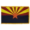 3x5' Arizona State Flag - Nylon Indoor