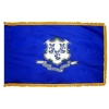 3x5' Connecticut State Flag - Nylon Indoor