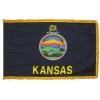 3x5' Kansas State Flag - Nylon Indoor