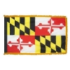 3x5' Maryland State Flag - Nylon Indoor