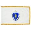 3x5' Massachusetts State Flag - Nylon Indoor