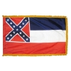 3x5' Mississippi State Flag - Nylon Indoor