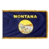 3x5' Montana State Flag - Nylon Indoor