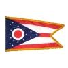 3x5' Ohio State Flag - Nylon Indoor