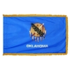 3x5' Oklahoma State Flag - Nylon Indoor