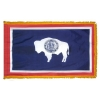3x5' Wyoming State Flag - Nylon Indoor