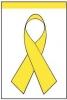 "Yellow Ribbon Garden Flag - 12"" x 18"""