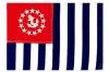 """US Power Squadron Flag - Nylon - 24x36"""""""