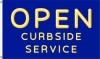 3x5' Open Curbside Service