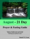 August - 21 Day Prayer & Fasting Guide