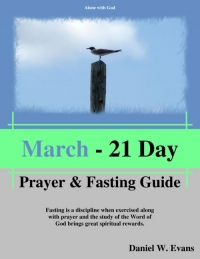 March - 21 Day Prayer & Fasting Guide