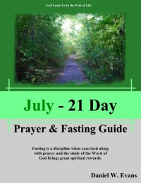 July - 21 Day Prayer & Fasting Guide