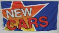 3x5' New Cars Flag