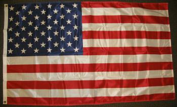 5x8' Polyknit American Flag