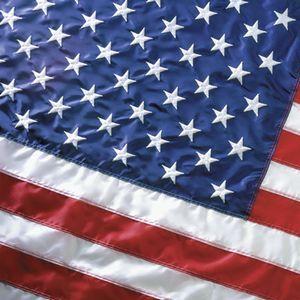 "8'11"" x 17' GSpec American Flag - Nylon"