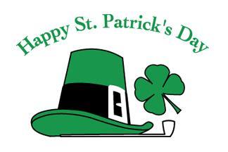 3x5' St Patricks Day Flag
