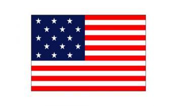 3x5' 15 Star American Flag - Nylon