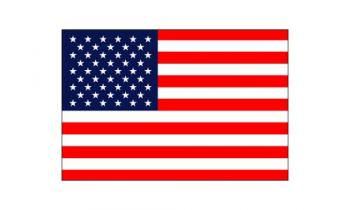 3x5' 50 Star American Flag - Nylon
