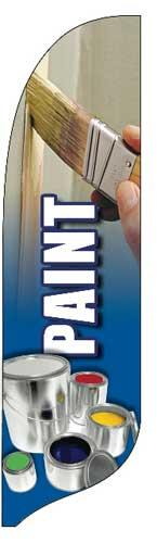Paint Quill Flag Kit - 2' x 11'