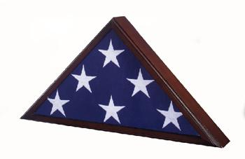 Veteran Flag Case - Cherry