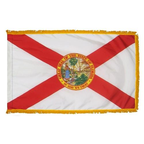 3x5' Florida State Flag - Nylon Indoor