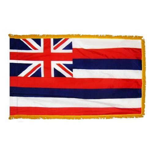 3x5' Hawaii State Flag - Nylon Indoor