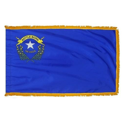 3x5' Nevada State Flag - Nylon Indoor