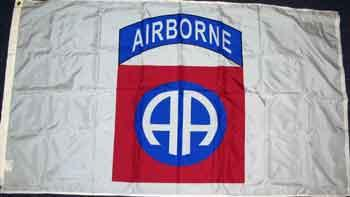 3x5' 82nd Airborne Nylon Flag
